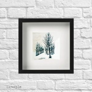 Coppice<br/>Framed Glass