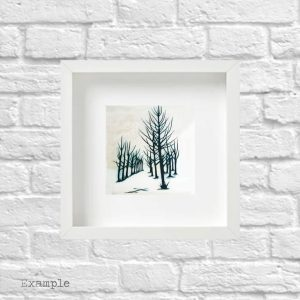 Coppice<br/>Framed Glass Regular