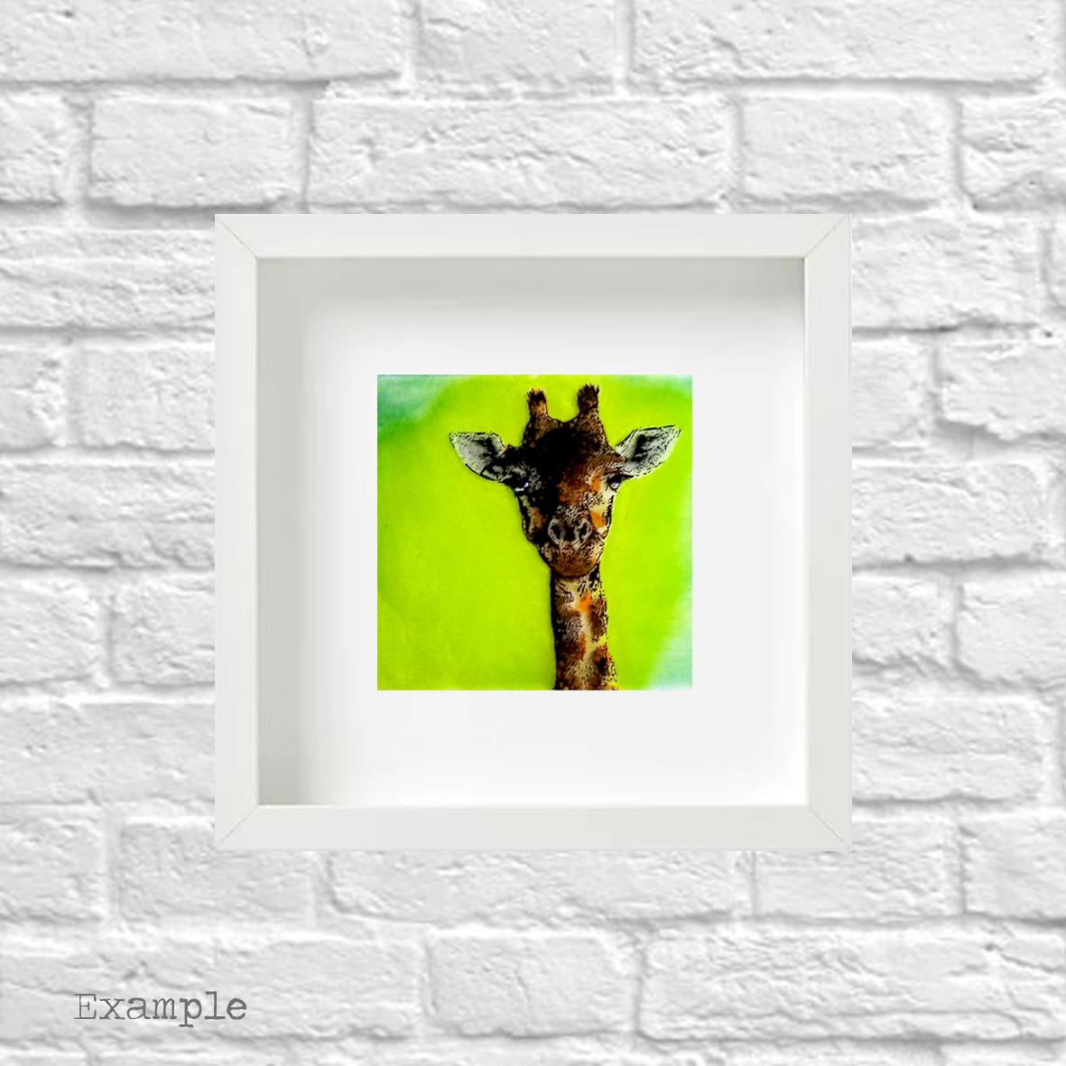 PS-giraffe-small-white-frame