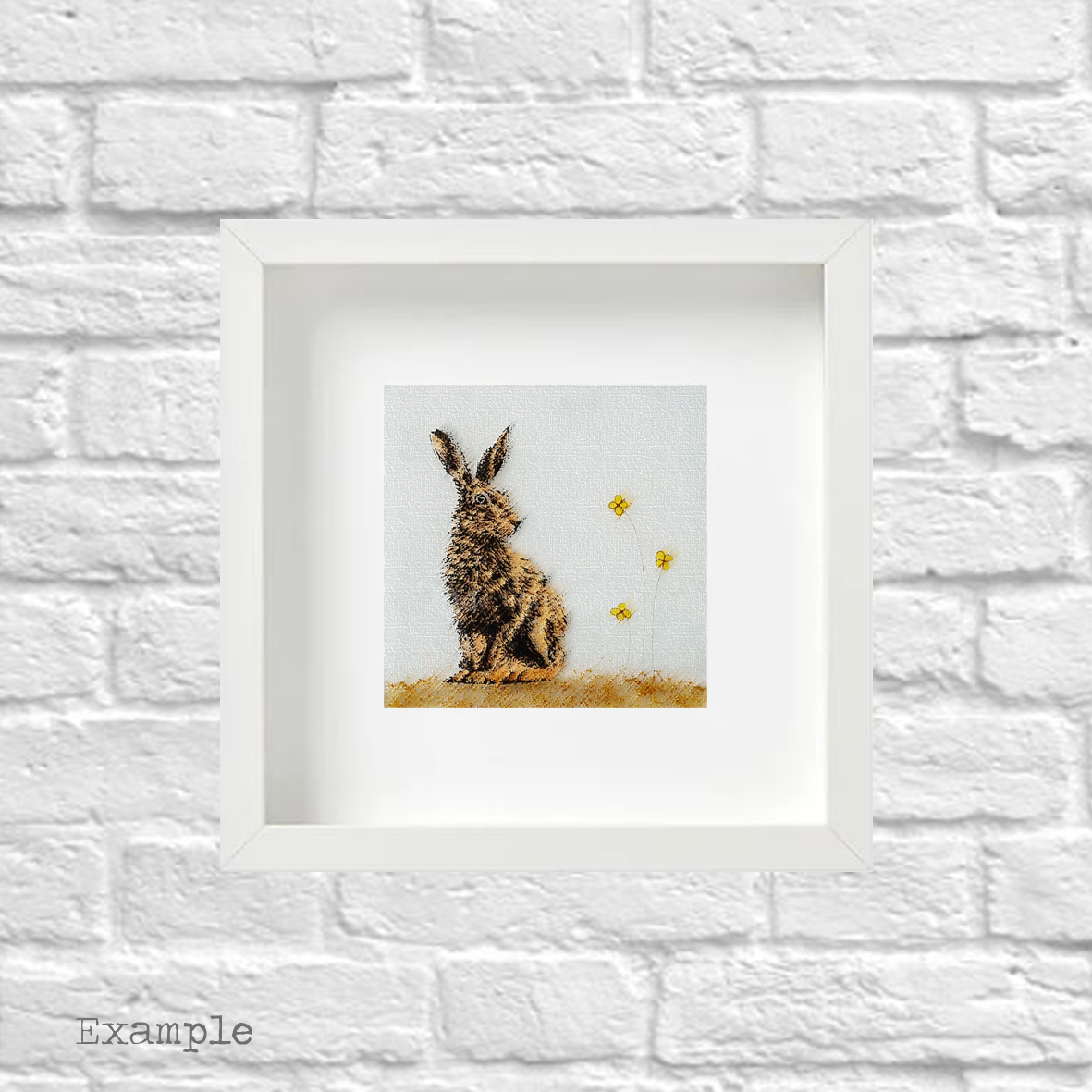 PS-hare-small-white-frame