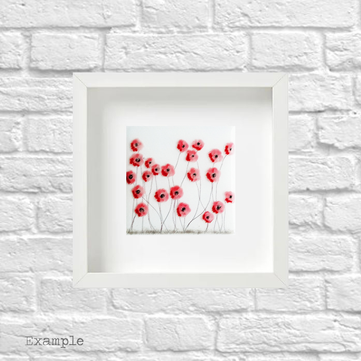 PS-poppy-spray-small-white-frame