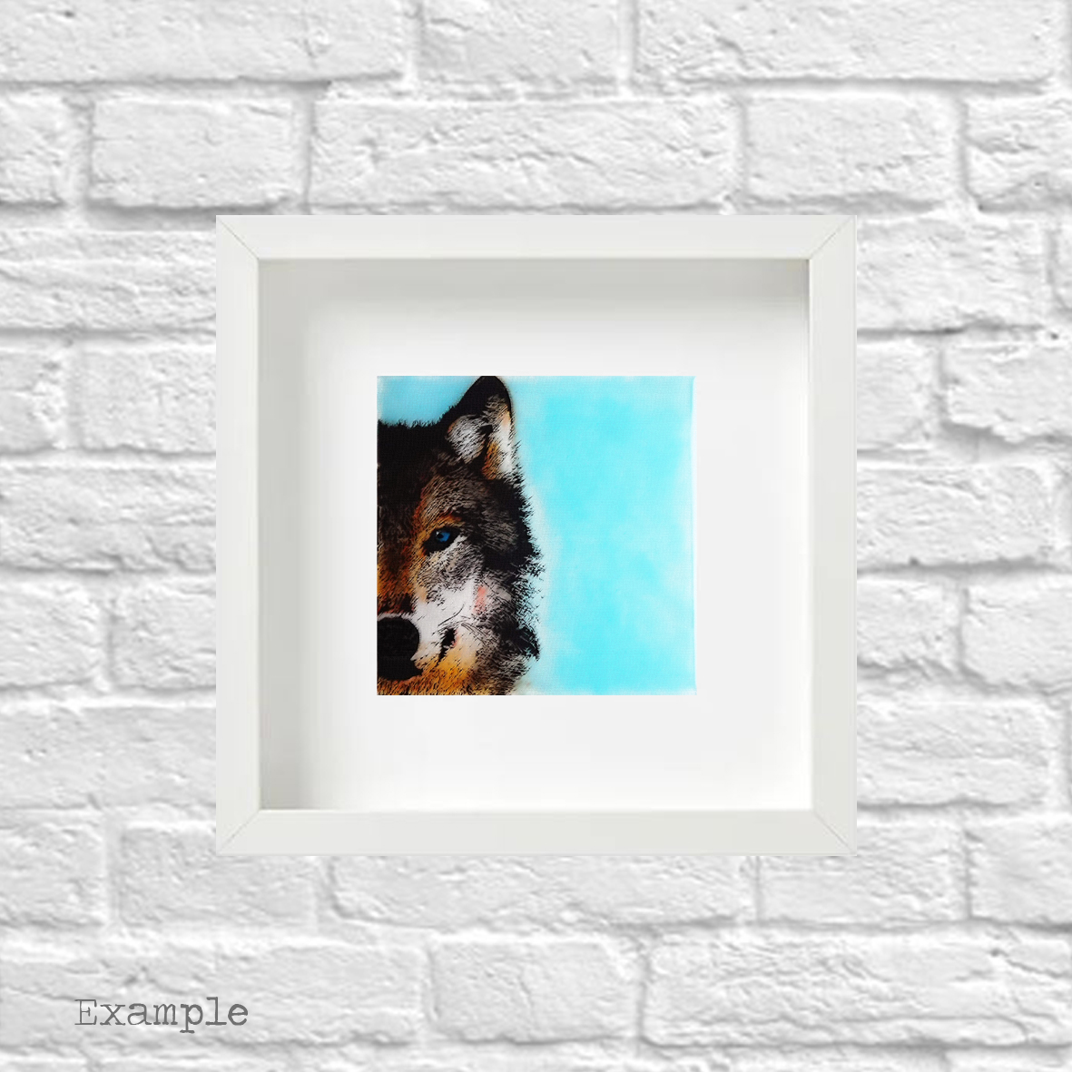PS-wolf-small-white-frame