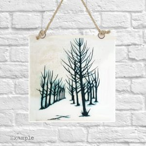 Coppice<br/>Wall Hanging