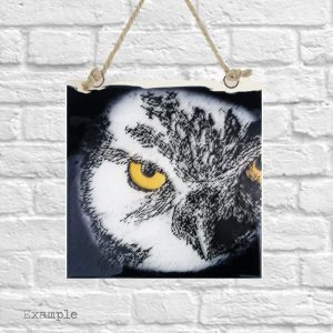 Owl<br/>Wall Hanging