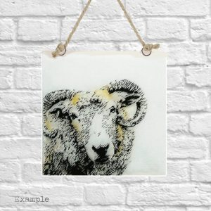 Ram<br/>Wall Hanging