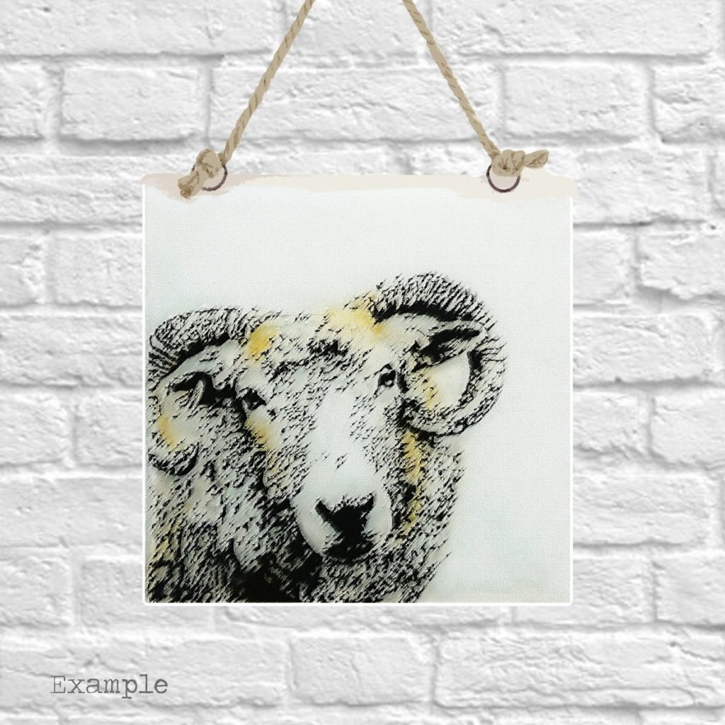 Pre-set-wall-hanging-background-ram