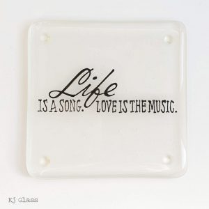 Life Is A Song<br/>Coaster