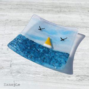 Dish<br/>Sailing Boat