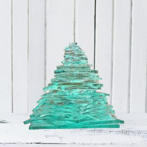 Clear Float<br/>Christmas Tree