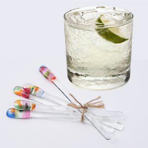 Gin Stirrers<br/>Confetti