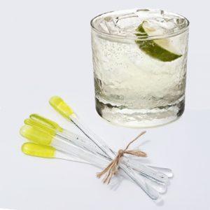 Gin Stirrers<br/>Spring Green