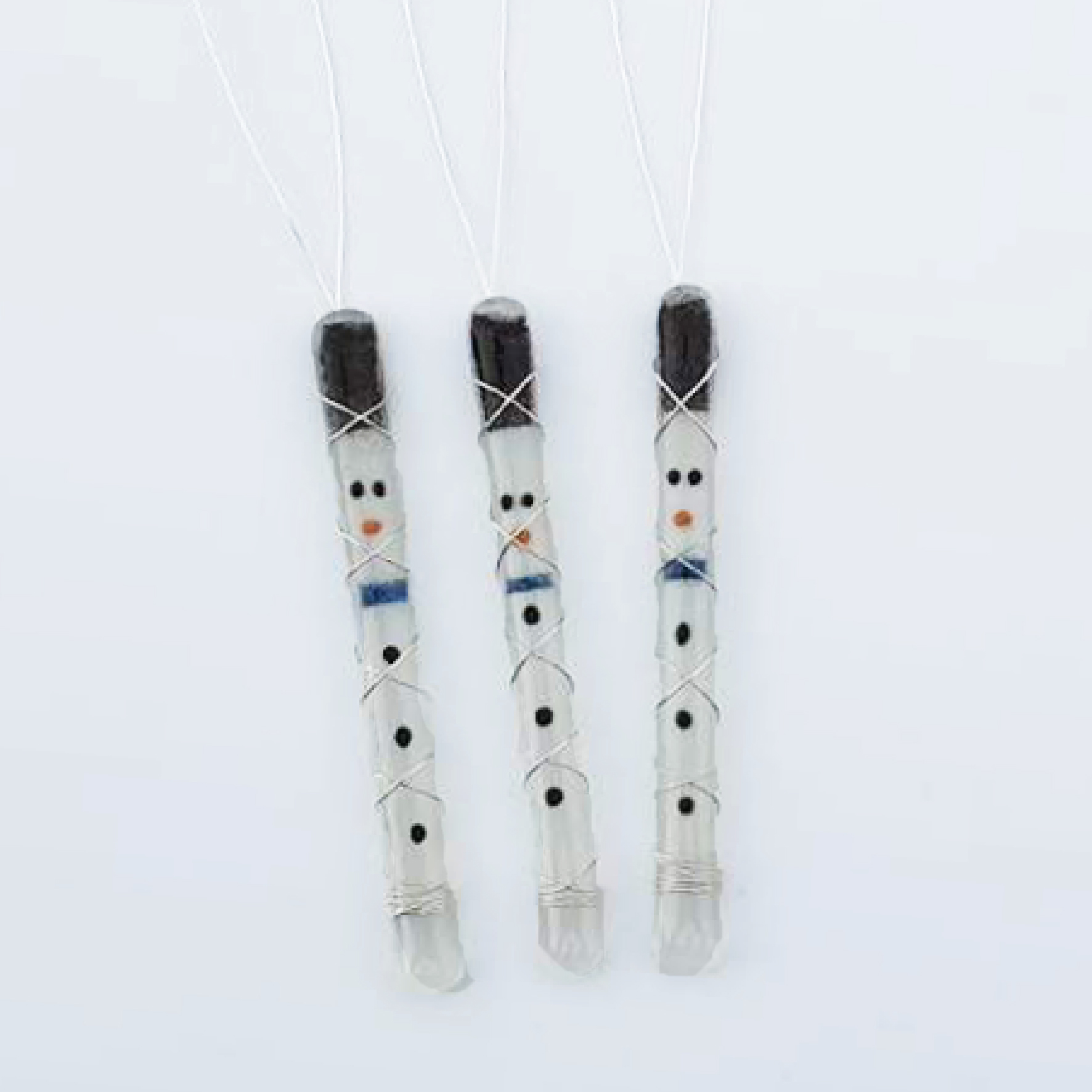Snowman-decorations