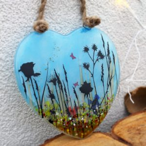 Meadow<br/>Heart Hanging