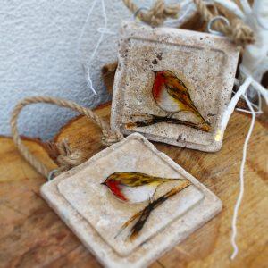 Robin<br/>Tile Hanging